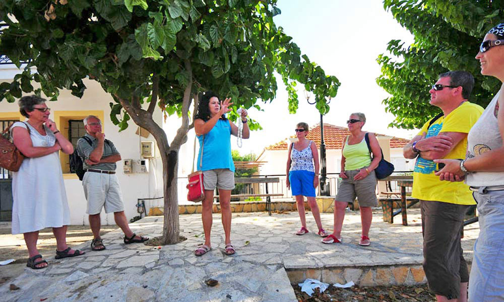 Zakynthos island tour by bus