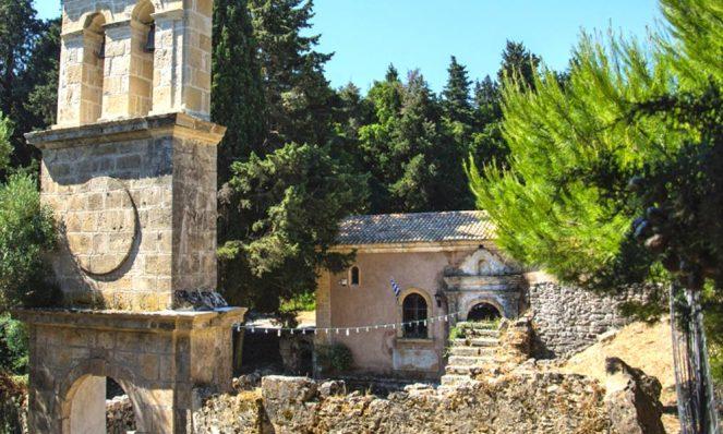 Dermatusa Monastery