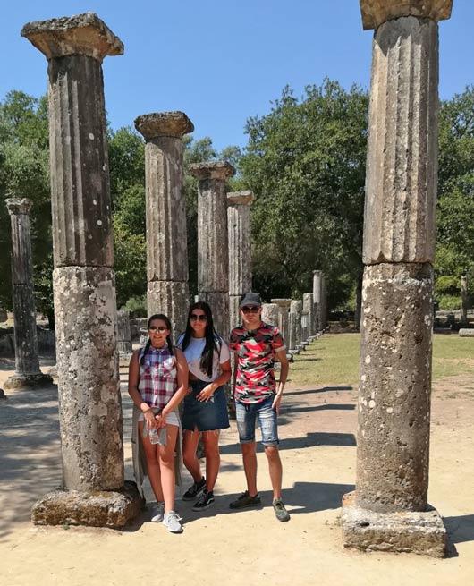 Trip to Olympia