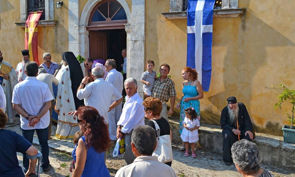 Panagiri in Zakynthos