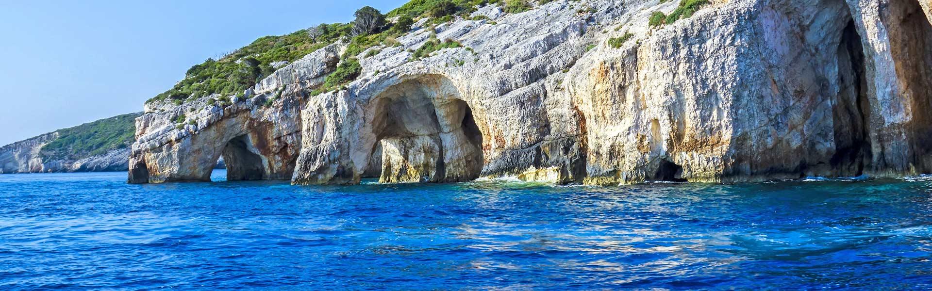 Zakynthos cruise - Cruise around Zakynthos - Island tour by boat
