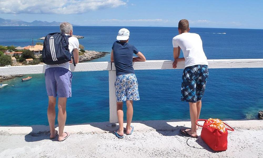 Zakynthos shore excursion trips