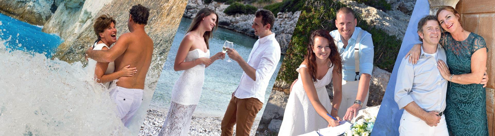 Zakynthos Zante wedding