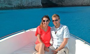 Zakynthos tour for couples