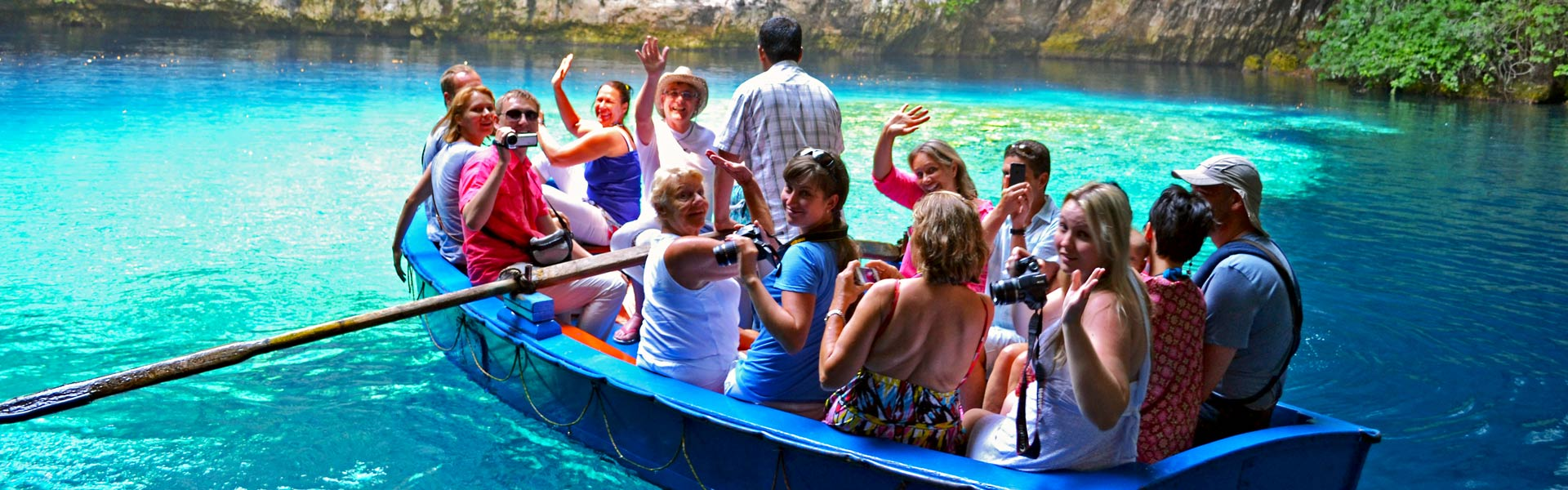 VIP Kefalonia island tour excursion
