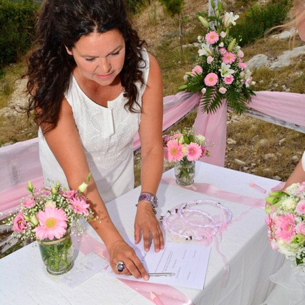 Renewing vows in Zakynthos Zante