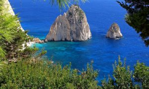 Honeymoon in Zakynthos Zante