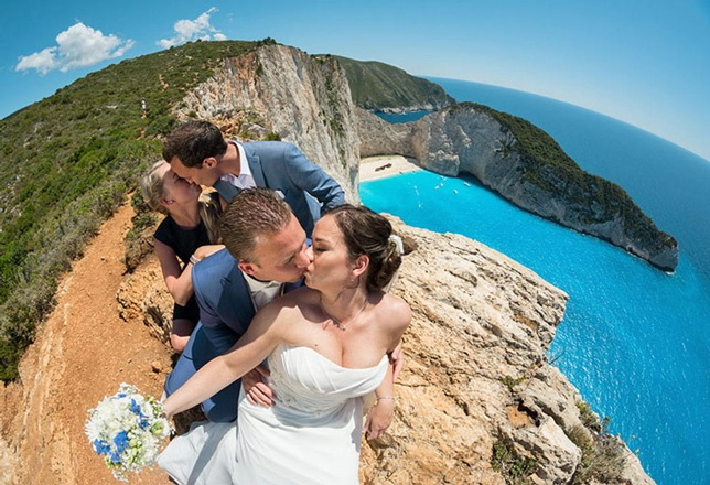 Weddings in Zakynthos