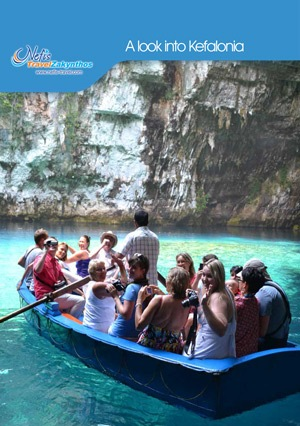 Kefalonia Island Tour brochure