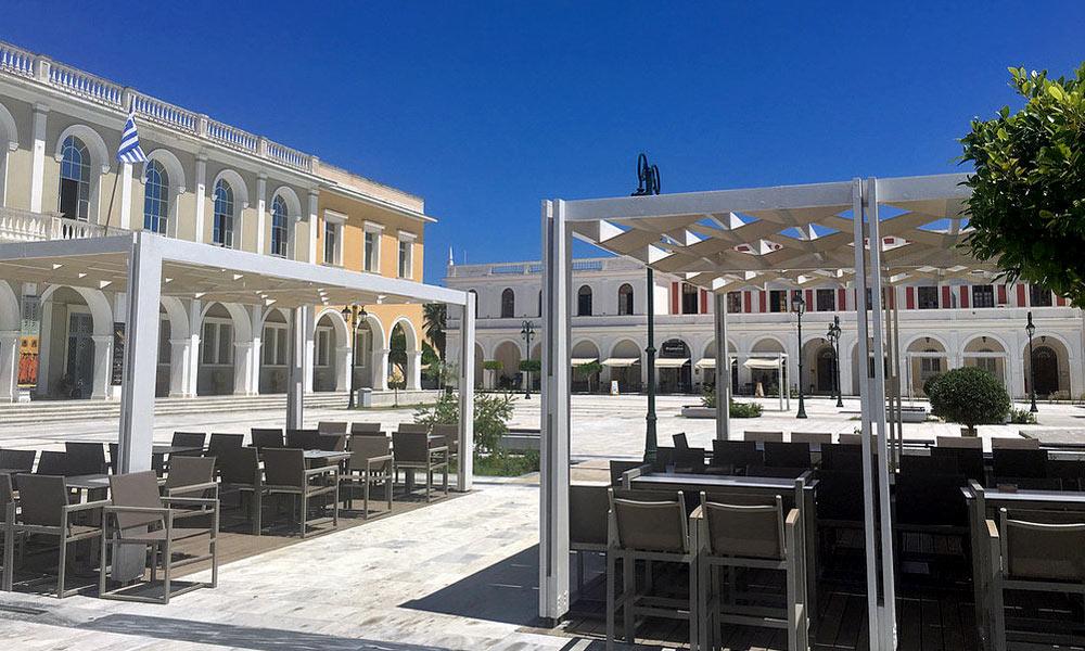 Zakynthos Stad excursie