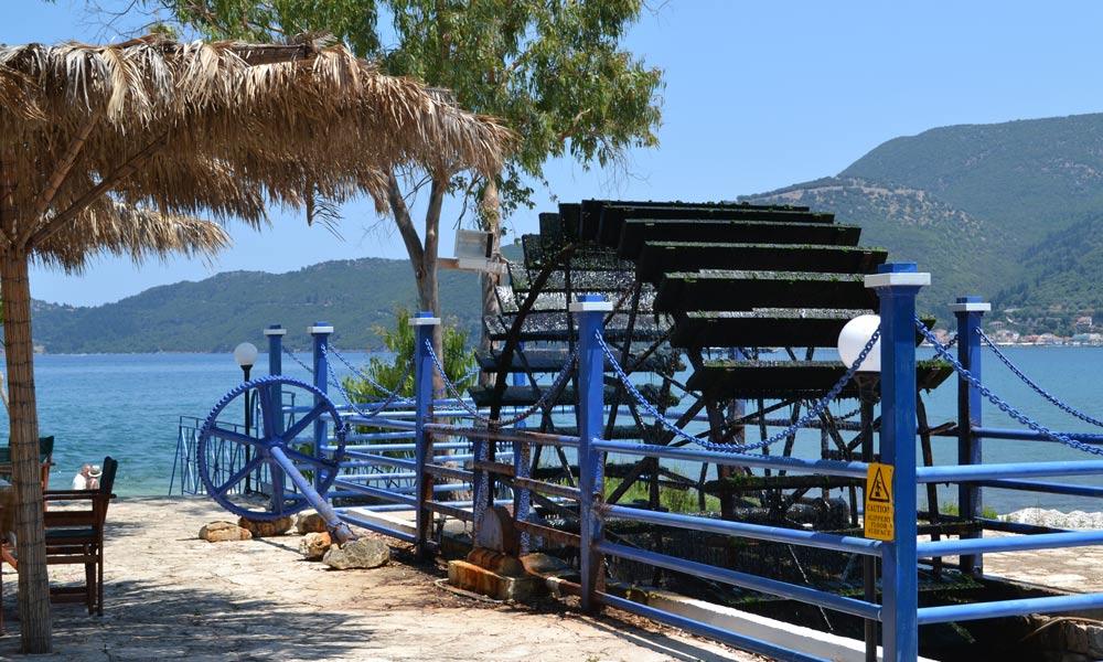 Kefalonia eiland tour