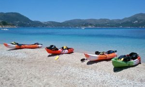 Sea Kayaking in Zakynthos Zante