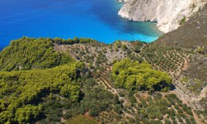 Walking holidays in Zakynthos Zante