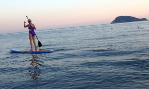 Stand Up Paddle in Zakynthos Zante