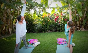 Yoga with Barbara Clother