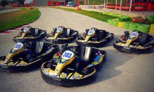 Go Karting in Zakynthos Zante