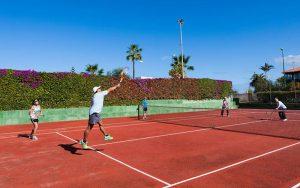 Tennis in Zakynthos Zante