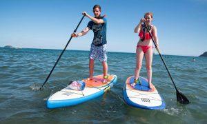Stand Up Paddle in Zakynthos Zante