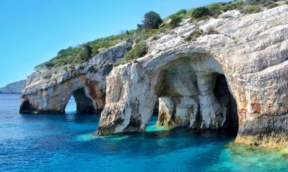 Blue Caves - Zakynthos Zante