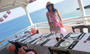 VIP Hen party in Zakynthos