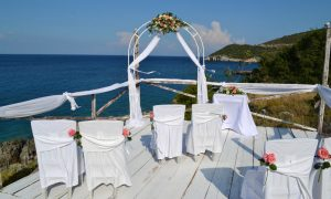 Renewing vows in Zakynthos