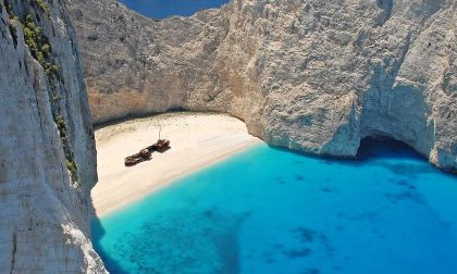 Shipwreck - Zakynthos Zante