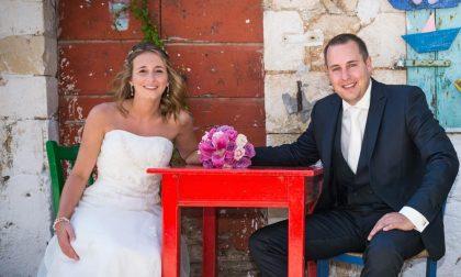 Zakynthos bruiloften