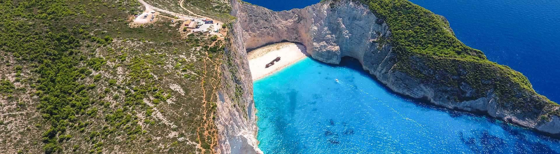Zante Zakynthos tours trips cruises