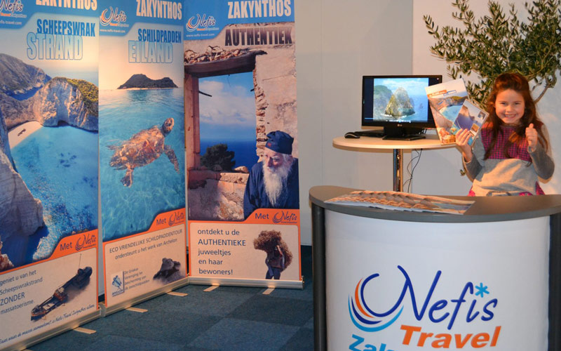 Nefis Travel attended the Holiday Fair