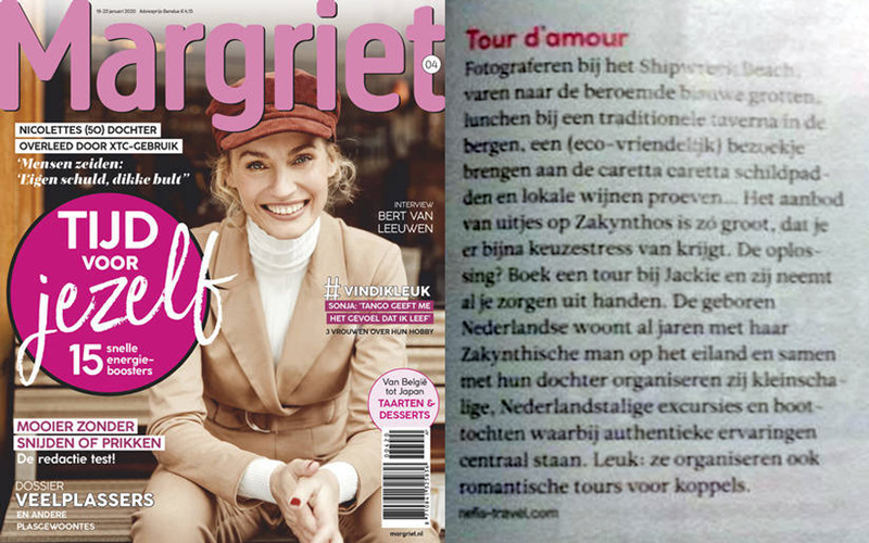 Nefis Travel on Margriet