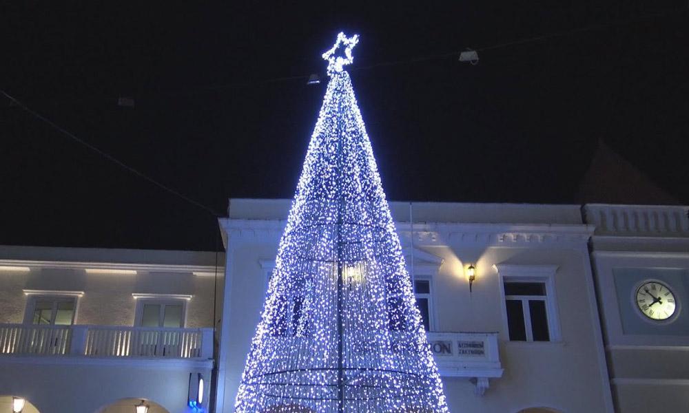 Christmas in Zakynthos Greece